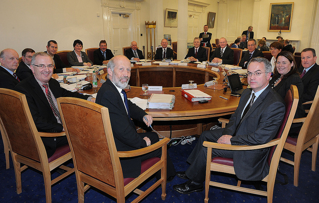 Agreeing Not To Agree Again The Stormont House Agreement