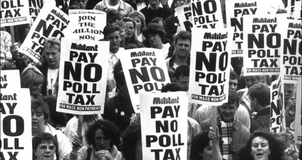 Poll tax picture