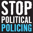 Stop political policing