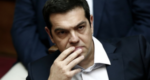 Image of Tsipras