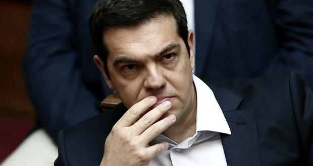 Image of Tsipras