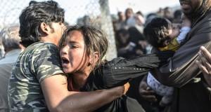 Refugees leaflet