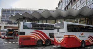Bus Eireann strike