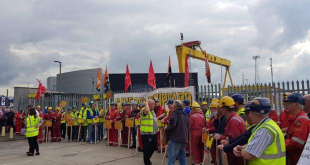 Inquiétudes sur le devenir de Harland & Wolff  HW-620x330