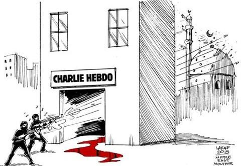 Charlie Hebdo killing