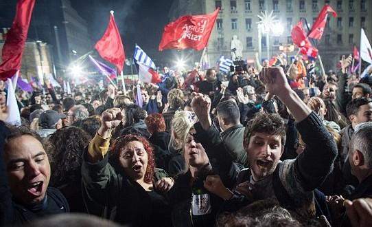 SYRIZA photo