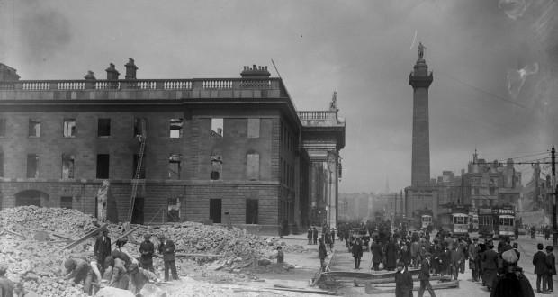 1916 rebellion