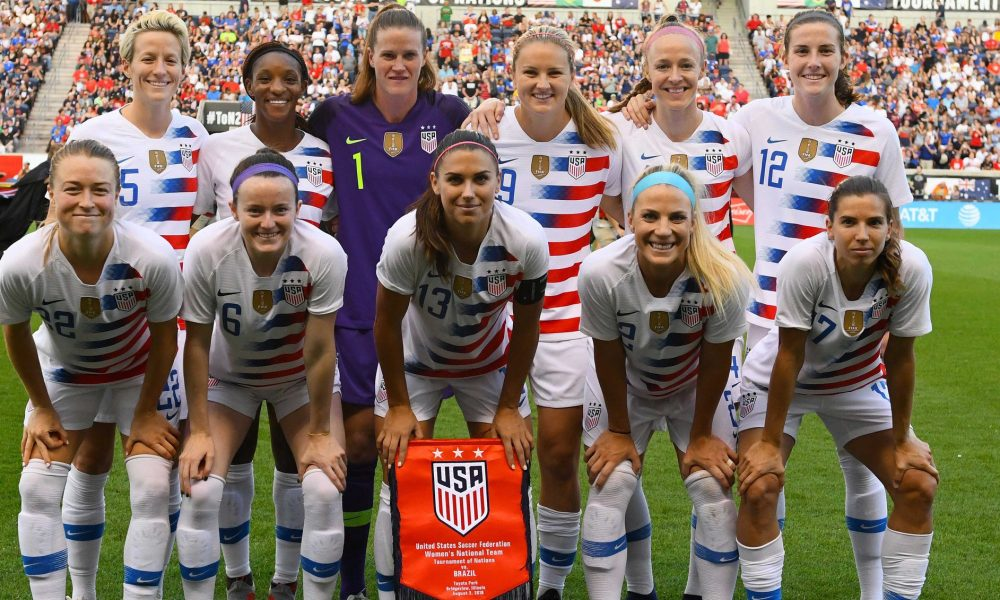 U S Women S Soccer Fights Sexism And Discrimination